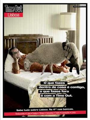 Campanha Time Out Lisboa