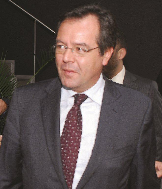 Luís Santana, administrador Cofina Media