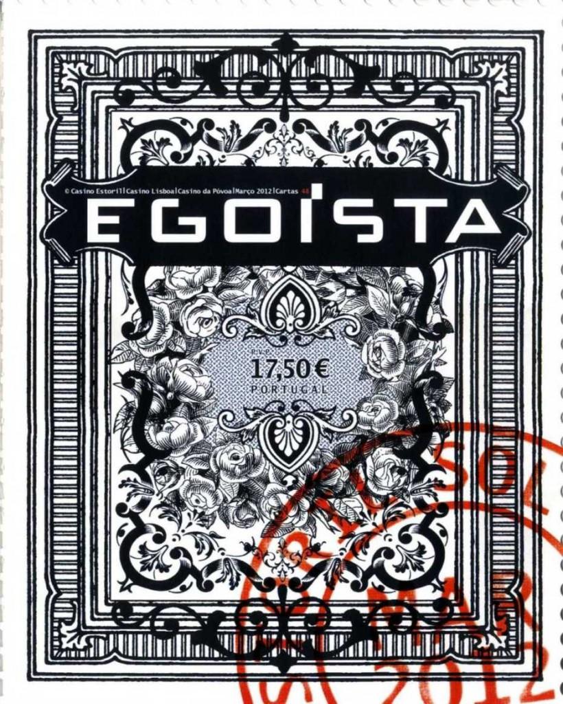 Capa Egoísta - Cartas Nº 48