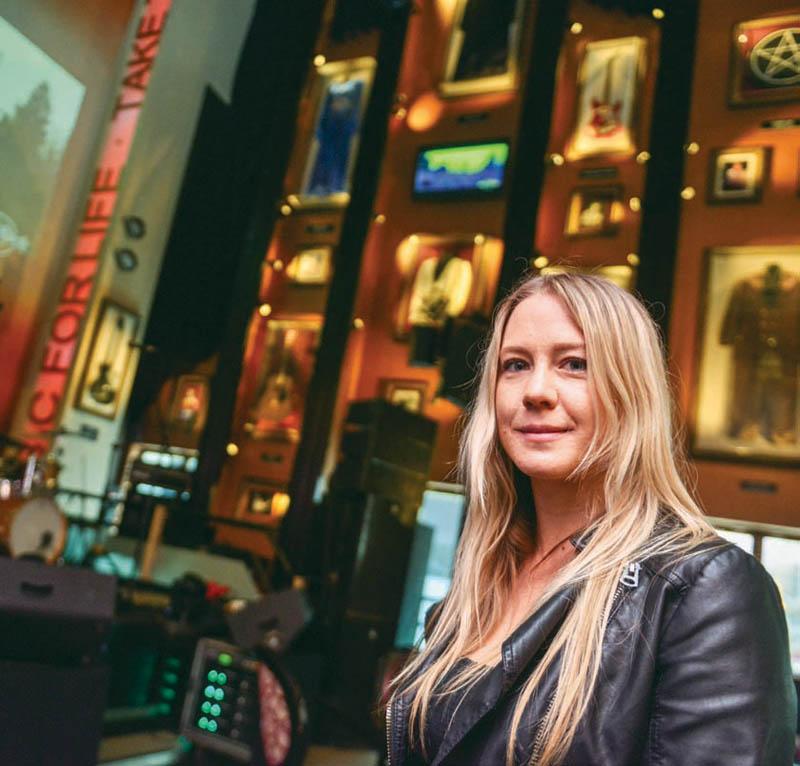 Narissa O'Moore (Hard Rock)