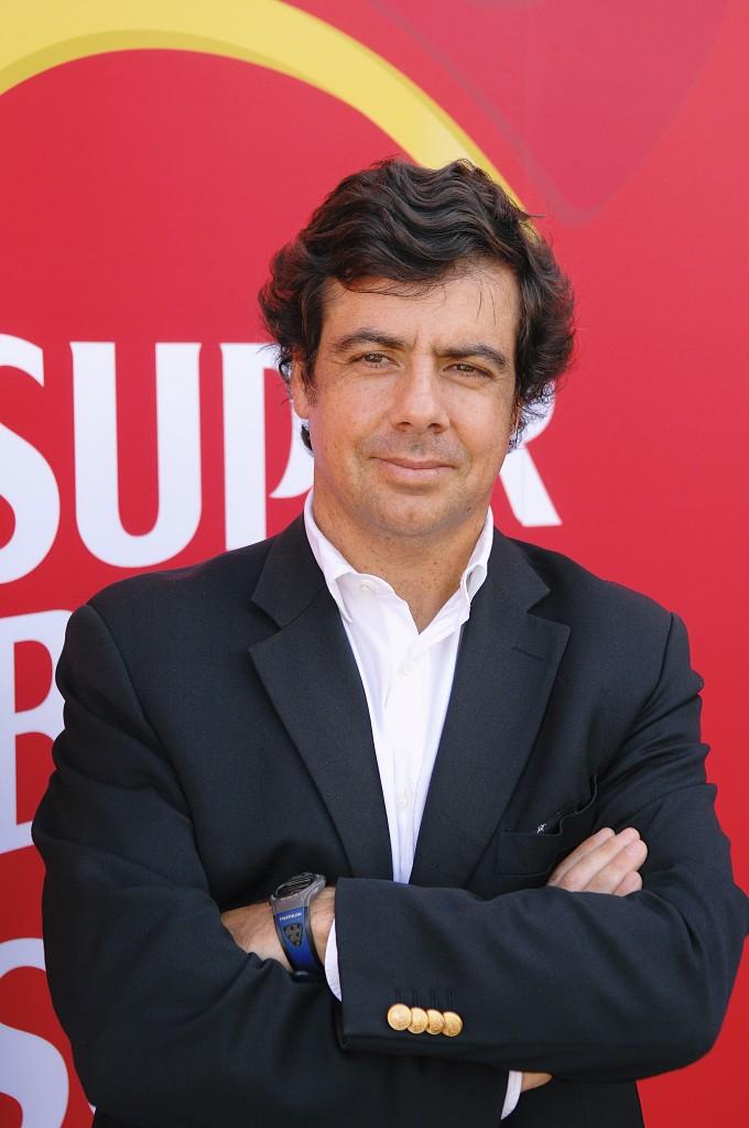 Miguel Araújo, manager Patrocínios e Activação Unicer