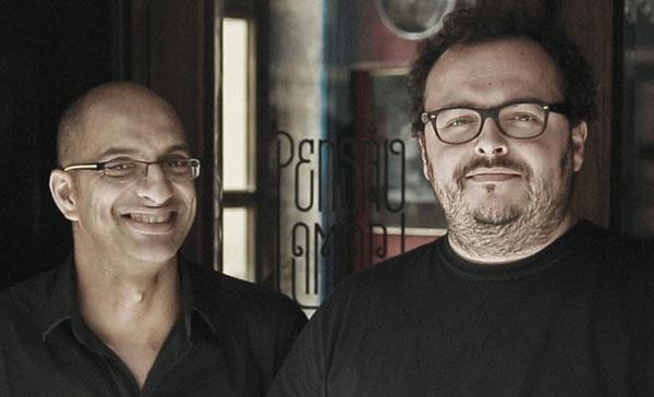 Helder Moutinho e Tiago Viegas (The Hotel)