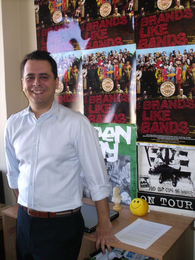 Fernando Gaspar Barros, Brands Like Bands