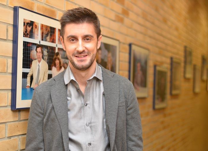 Daniel Oliveira, director da SIC Caras