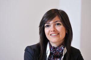 Catarina Oliveira Fernandes,  diretora de Comunicação, Marca e Responsabilidade Corporativa da Sonae