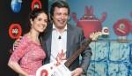 Roberta Medina (Rock in Rio) e Paulo Campos Costa (EDP)