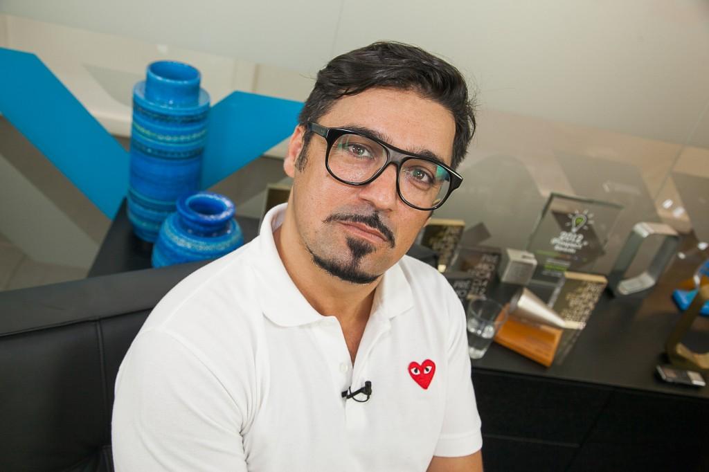 João Fernandes, chief creative officer ibérico da Isobar