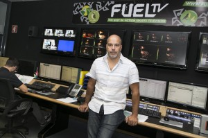 Fernando Figueiredo, CEO da Fuel TV Global