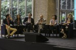 Jorge Padinha (Fox), Sofia Moura (SIC), Salvador Bourbon Ribeiro (MCR), José Manuel Gomes (Cofina), Leonor Dias (Sport TV) e Carla Borges Ferreira (M&P)