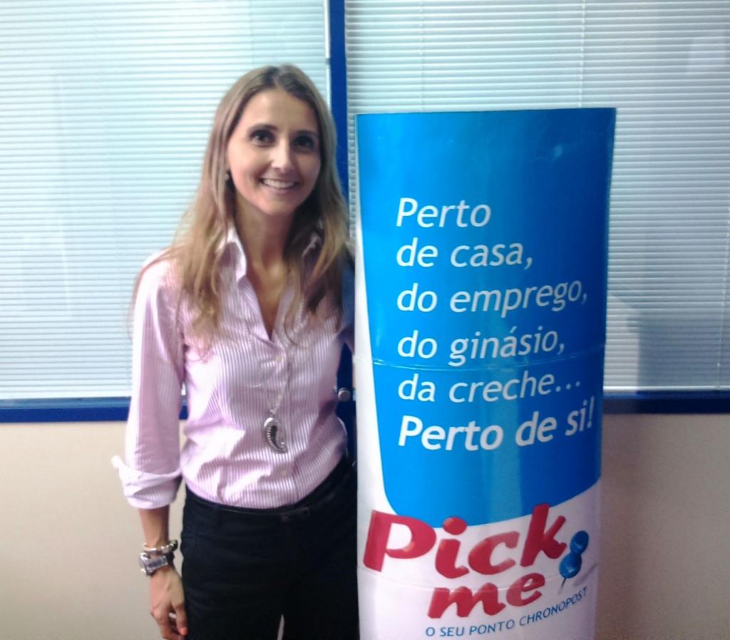 Carla Pereira (Chronopost)