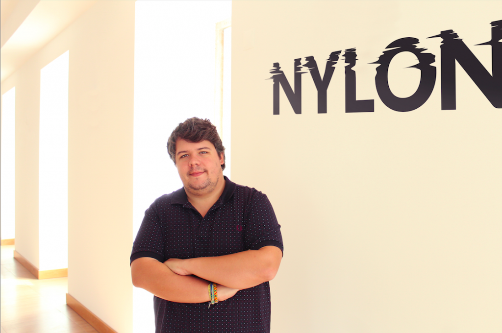João Gomes de Almeida, director criativo da Nylon