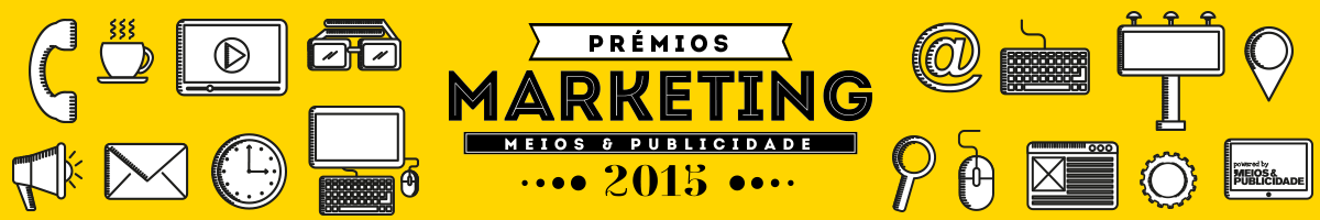 Prémios Marketing M&P 2015