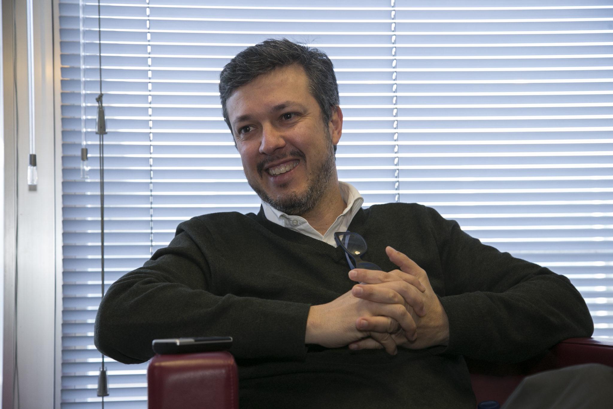 Bruno Santos, director-geral de antenas e programas da TVI