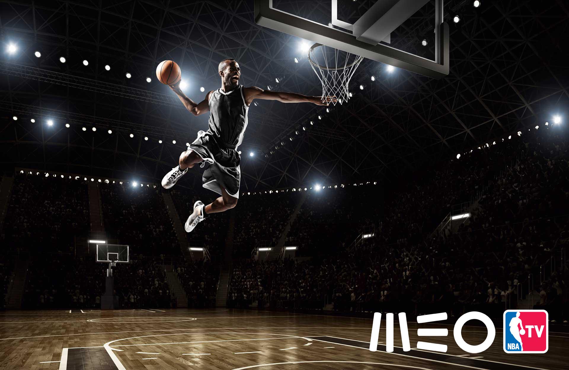 NBA TV em exclusivo no MEO