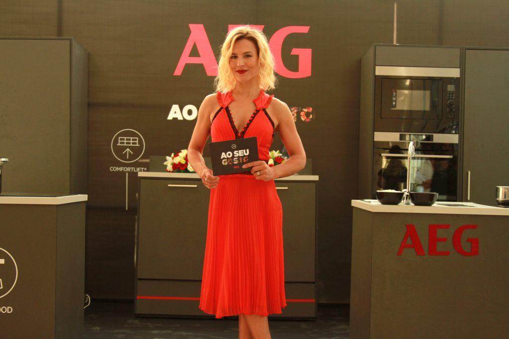 Ana Rita Clara, Nova Embaixadora AEG (2)