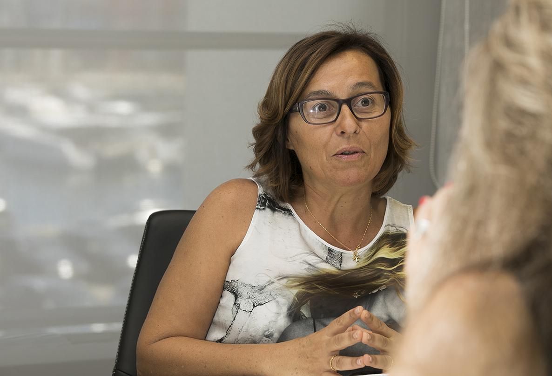 Cristina Soares, administradora do Público