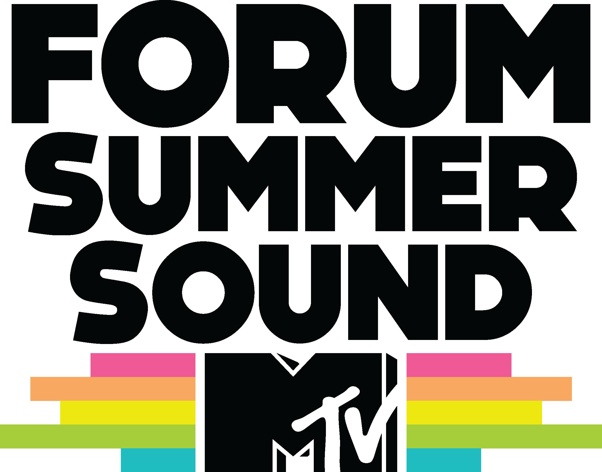 MTV Forum Summer Sound (Logo)