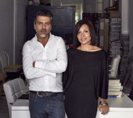 Jose Santana e Sofia Lucas
