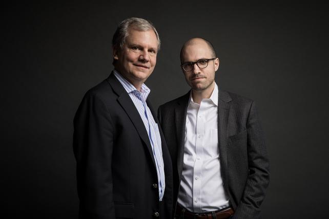 Arthur Ochs Sulzberger Jr. e Arthur Gregg Sulzberger