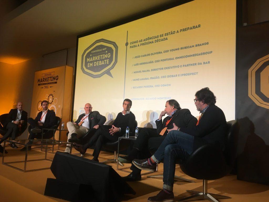 Ricardo Monteiro, Ricardo Pereira, Nuno Amaral Frazão, Miguel Ralha, Luís Mergulhão e João Carlos Oliveira