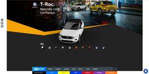 VW T-Roc Skin Aberta