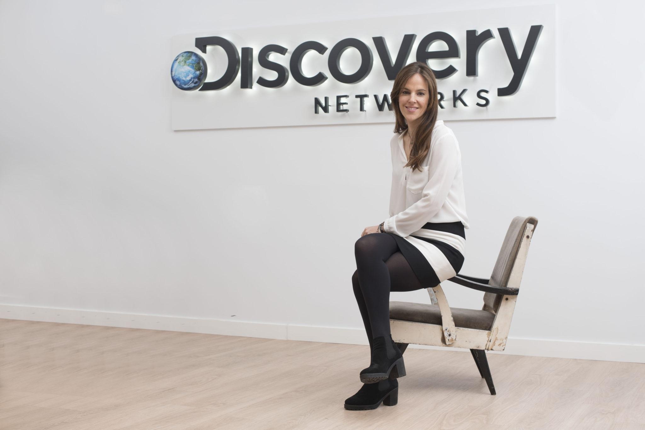 Elena Hermosilla, directora ibérica de marketing e comunicação da Discovery Networks