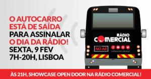 Rádio Comercial_Autocarro