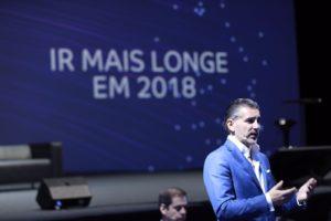 Alexandre Fonseca, CEO da Altice