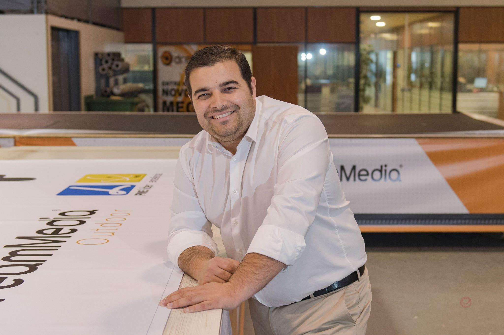 Ricardo Bastos, presidente da dreamMedia