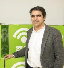 Tiago Cortez. presidente executivo da GoWi-Fi .