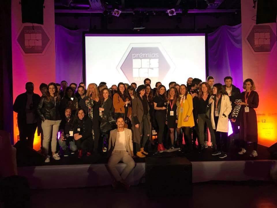 foto grupo P design 2018
