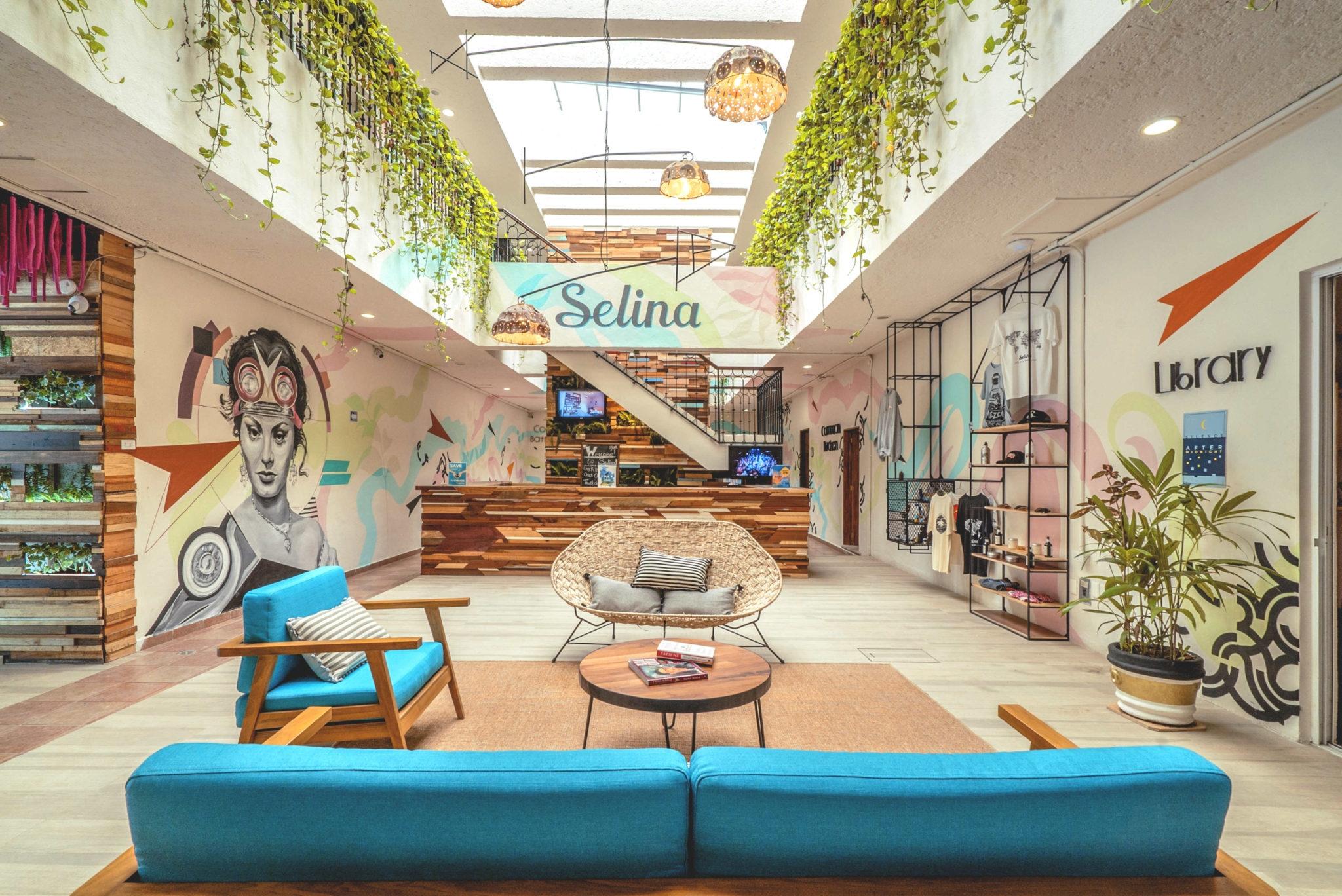 002_Selina_Cancun_Lobby