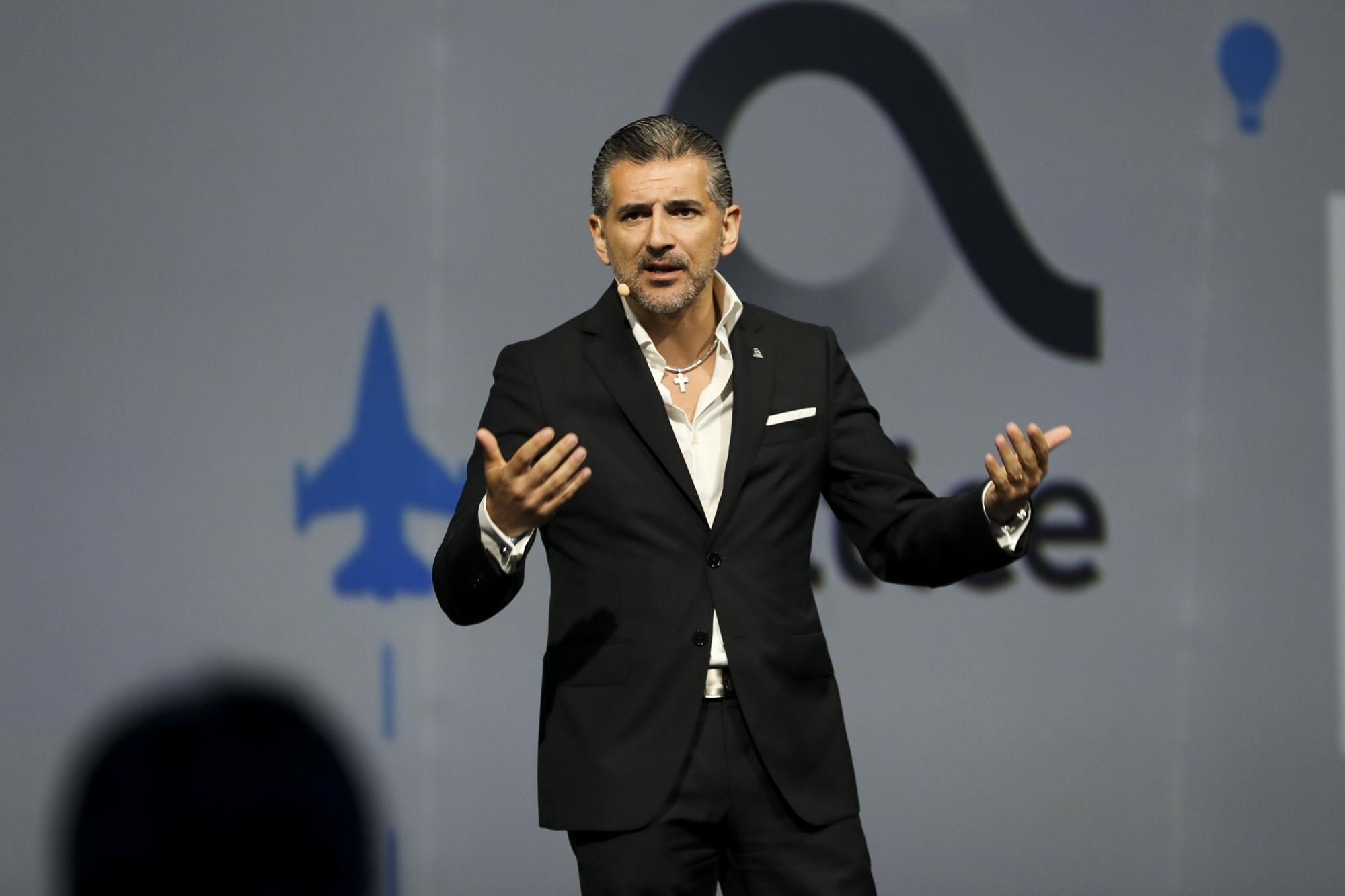 Alexandre Fonseca, CEO da Altice Portugal
