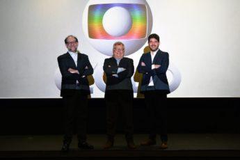Ricardo Mazzucca, Ricardo Pereira e Raphael Côrrea