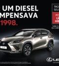 Campanha Retoma Lexus Híbridos