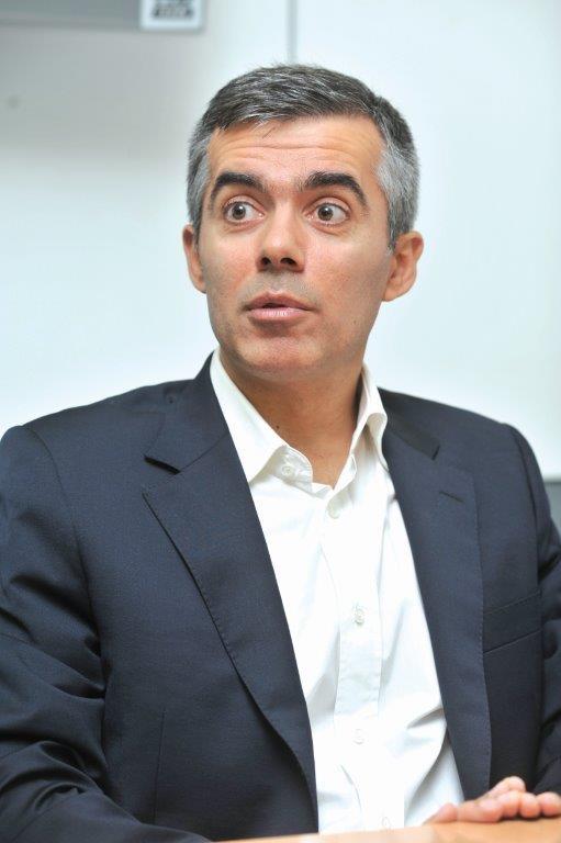 João Paulo Luz, director de negócios digitais da Impresa