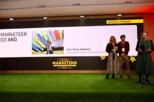 Rita Torres Baptista (NOS) Marketeer do Ano