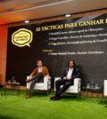 Nuno Amaral Frazão (moderador), Rudolf Gruner (Observador), Sérgio Carvalho (Fidelidade) e Tiago Simões (Sonae MC)
