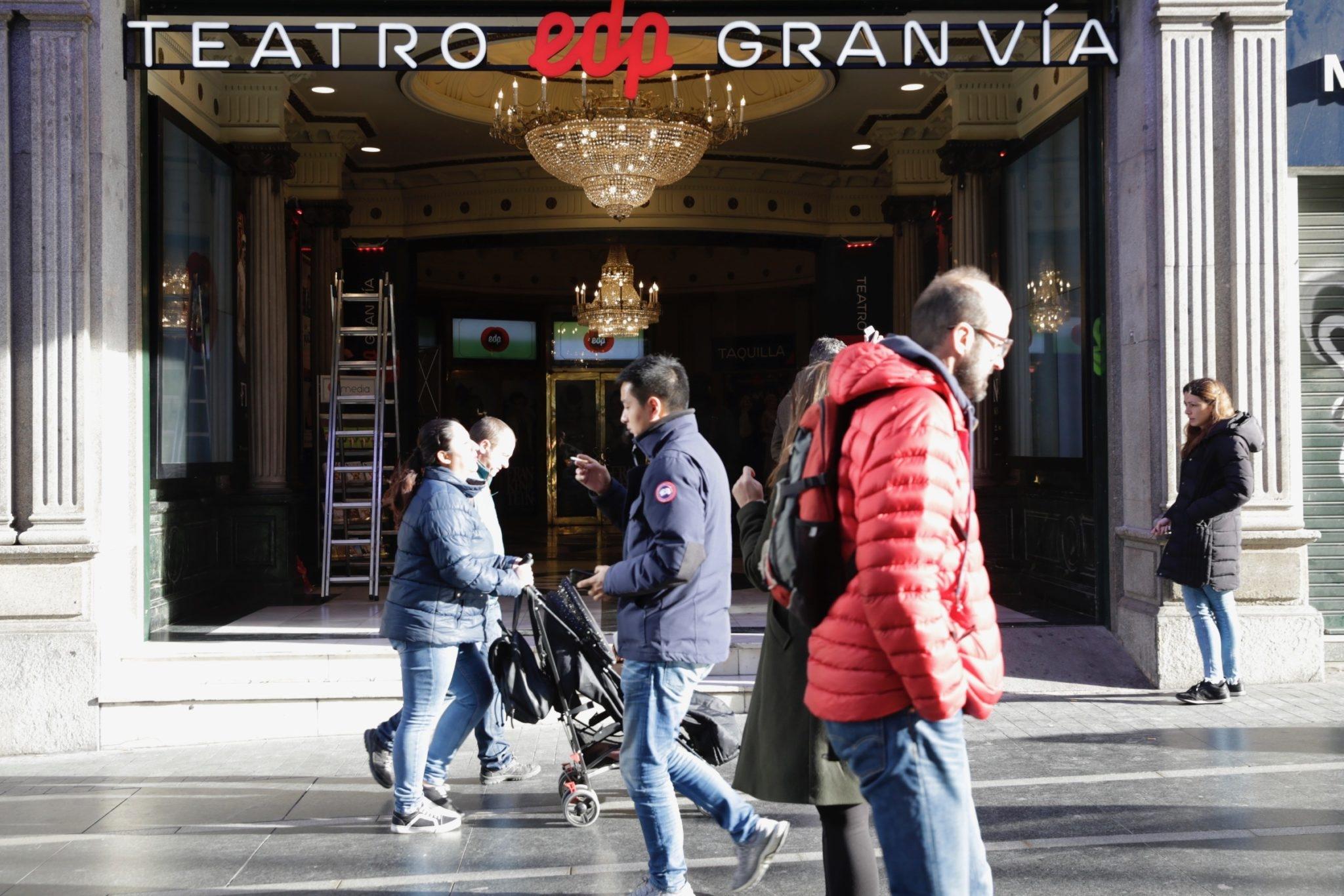 Teatro EDP Gran Via