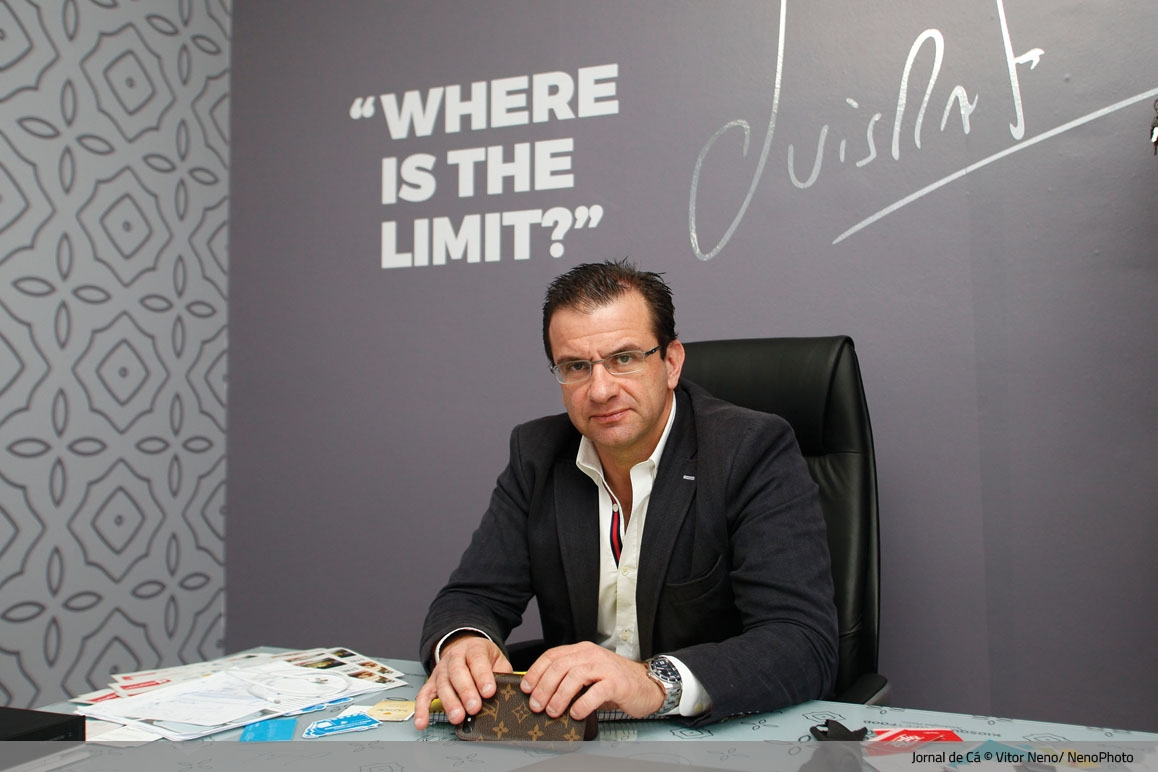 Cartaxo, 14/03/2017 - Entrevista com Luis Rato, da empresa Verso Move  ( Vitor Neno / Neno Photo )
