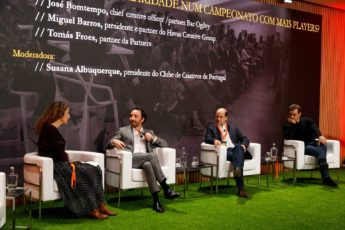 Susana Albuquerque (Clube de Criativos de Portugal), Miguel Barros (Havas Creative Group), Tomás Froes (Partners) e José Bomtempo (BAR Ogilvy)