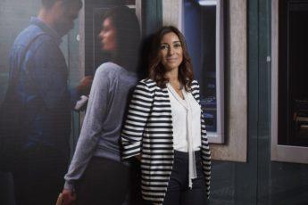 Maria Antónia Saldanha, directora de marca e comunicação da SIBS