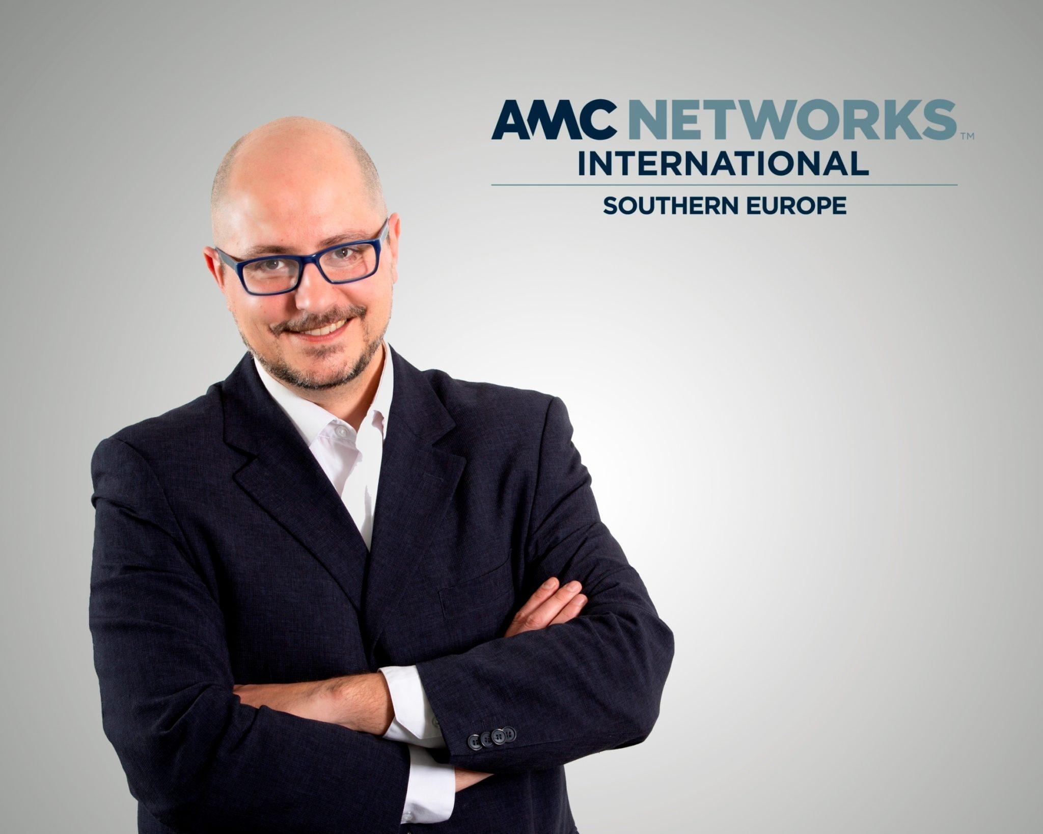 Ildefonso Tébar AMC Networks