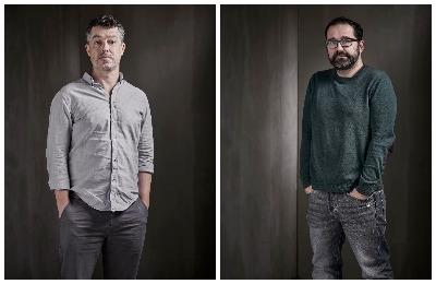 André Torrado e Luís Wengorovius