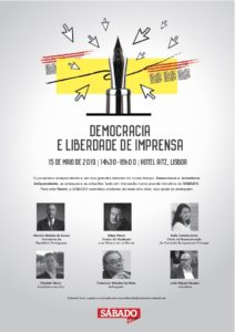 SABADO Democracia e Liberdade de Imprensa