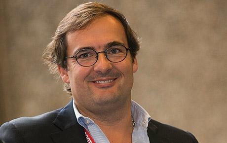 Salvador Bourbon Ribeiro, CEO da Media Capital Rádios