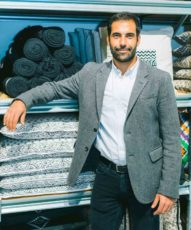 Francisco Camacho, director de marketing da Kinda Home