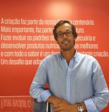 Marco Andrade, director de marketing do grupo Montalva
