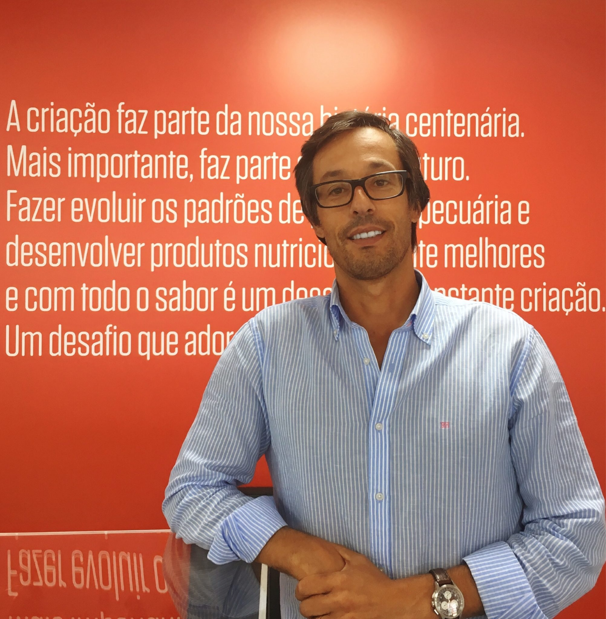 Marco Andrade, director de marketing do grupo Montalva