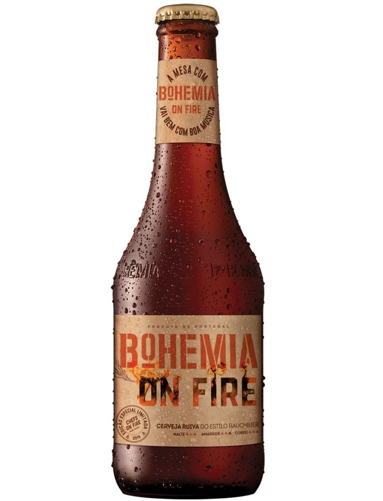 Nova Bohemia On Fire